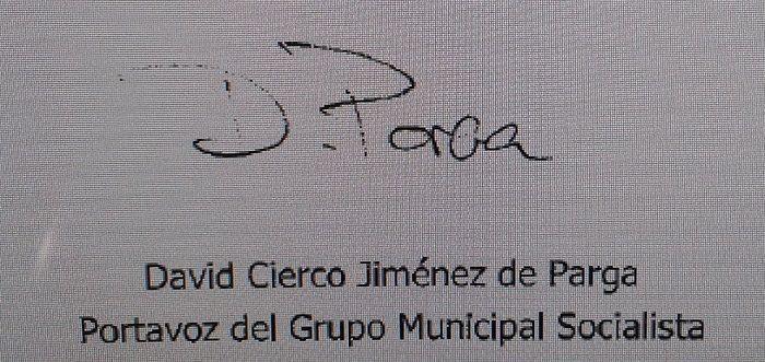 Firma D. Cierco