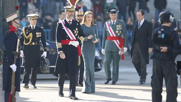Letizia-Pascua-Militar-