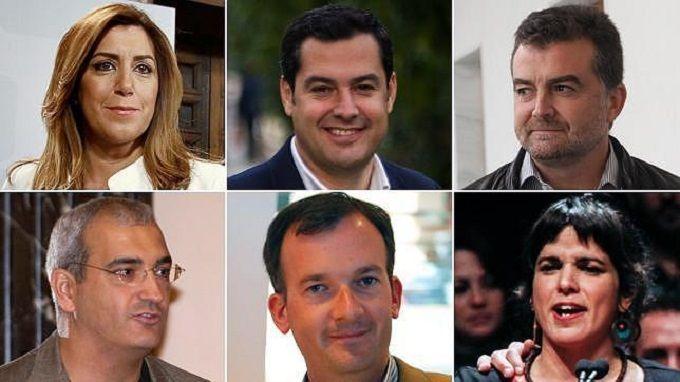 candidatos-junta-andalucia-