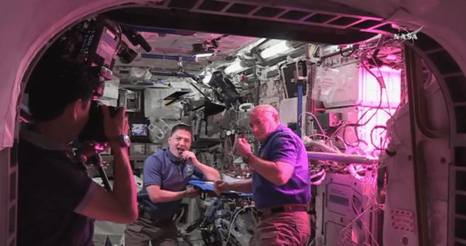 Astronautasylechuga