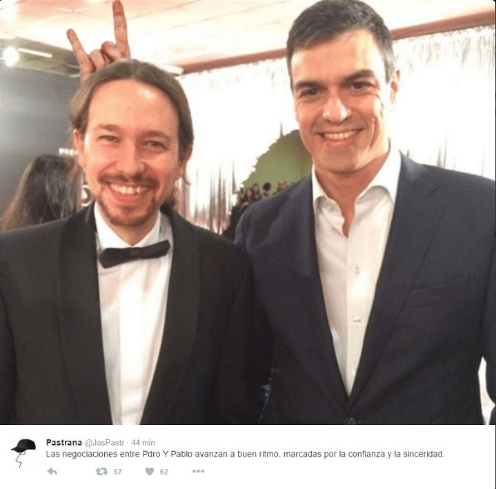 PodemosPSOE