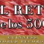 """El pozuelero Antonio Gómez Sanjurjo """"Toñin"""" ayudará a batir el record mundial de corte de jamón, llamado """"El reto de los 500"""", en Torrijos (Toledo). Un artículo de Domingo Domené"""